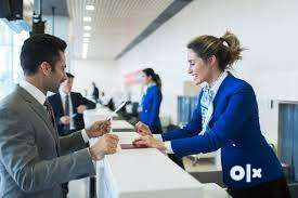Customer Retail Executive In Airport 0