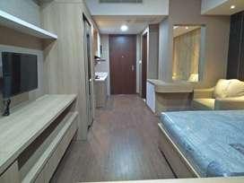 Dijual Apartemen U Residence 3 - lt.57 FULLY FURNISHED, SIAP HUNI
