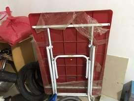 Meja Lipat Plastik ( Base Rect Table)