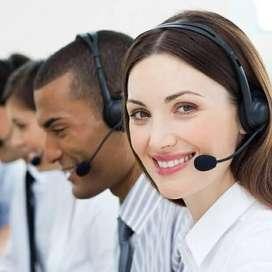 Required 2 female telecaller cum online marketing executive