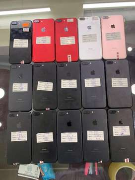 Iphone 7 plus 128 gb pta approved brand new kits