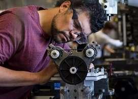 urgent vacancy diploma mechanical