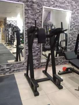 Luxury Gym setup in budget with exchange offer after 2year