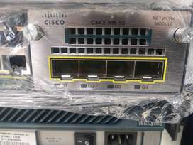 Cisco Catalyst 3560-X Series PoE +