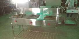 Restaurant equipment available for sale