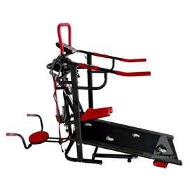 Alat Fitness Treadmill TL-004 Manual 6 Fungsi Termurah LI3
