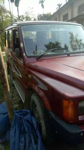 Tata Sumo 2002 Diesel Well Maintained