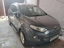 Ford Ecosport 2015 Diesel Well Maintained Grey