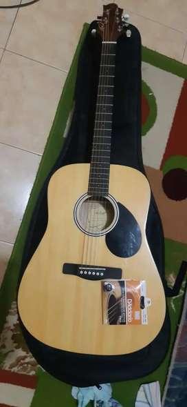Gitar acoustic samick greg bannett