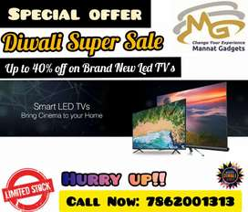 50 inch smart LED TV    latest Android UI    4k uhd support