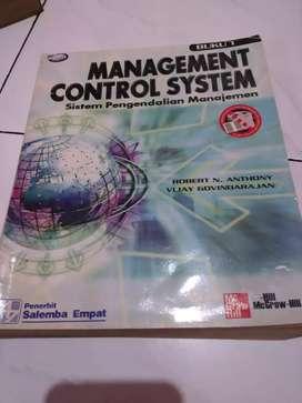 Buku Manajemen control system salemba empat
