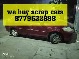 Junk car scrap old car buyer