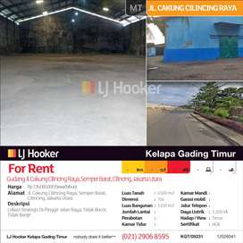 Gudang Jl. Cakung Cilincing Raya, Semper Barat, Cilincing, Jakarta Uta