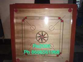 Brown colour good quality Carrom boards
