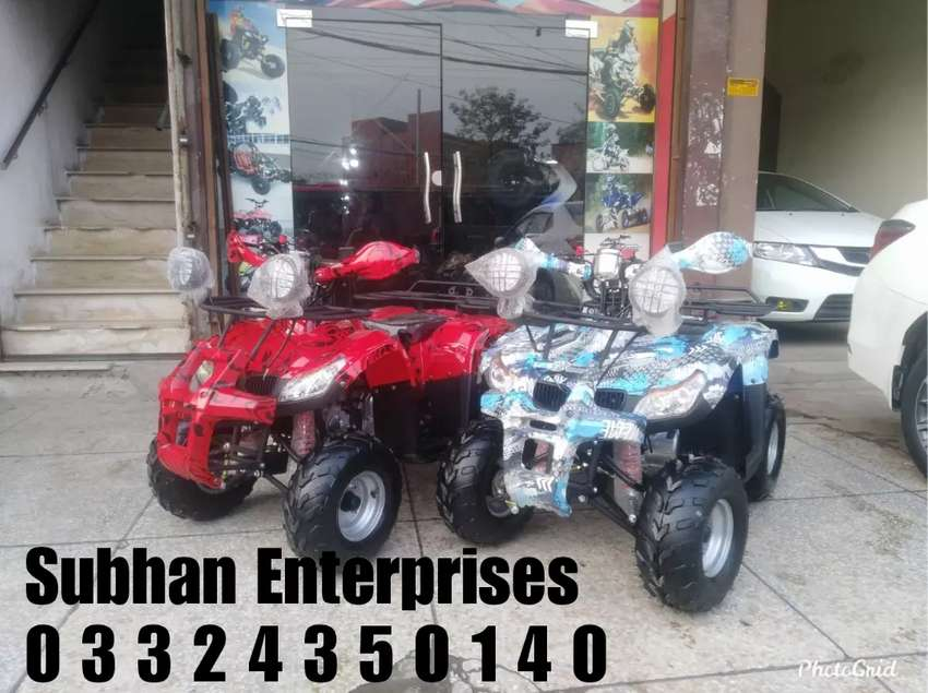 Brand New High Quality Atv Quad Bikes Available At Subhan Enterprises 0