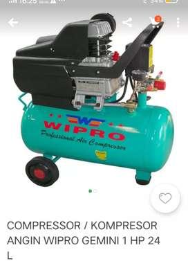 Mesin kompresor Wipro memang tangguh (RUMAH TEKNIK JOGJA)