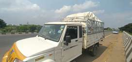Bolero pickup truck for hire and sale RS.550000/- 2 YEARS  COMPLETE