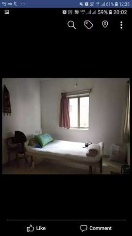 need 2 female flatmates for a 3 bhk flat in Prime location Vadodara