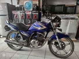 Suzuki thunder 125cc lengkap bpkb dan stnk minus pajak tidur