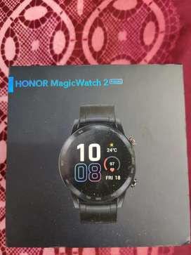 Magic Smart Watch 2 46 MM, with 3 Months Warranty
