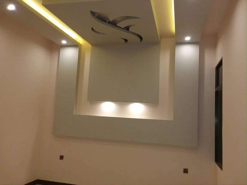 Hurry up Brand New Banglow Portion 240 Sq Yards Just Only Rent 38 th 0