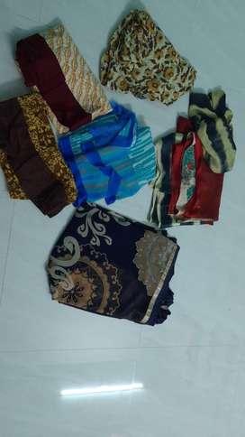 Tops and sarees