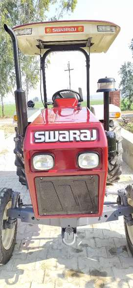 Swaraj 855 Fully Modified