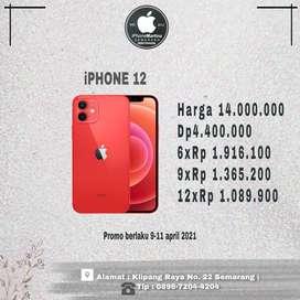 Iphone 12 64gb ibox PROMO WEEK END kredit cepat