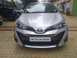 Toyota Yaris V, 2018, Petrol
