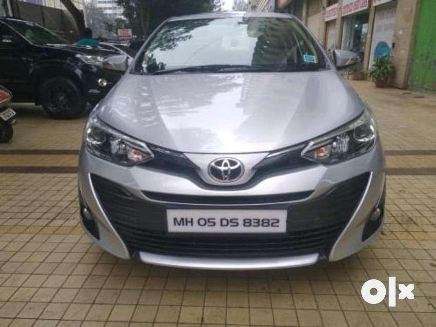 Toyota Yaris V, 2018, Petrol 0