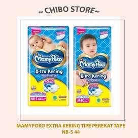Mamypoko Extra Kering Tipe Perekat Tape | siap antar sampai rumah