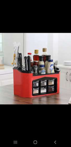 Klaxon Multi-Function Kitchen Storage Rack