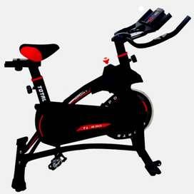 Sepeda statis Spinning Bike TL-930 I Merek Total Fitnes Ready Surabaya