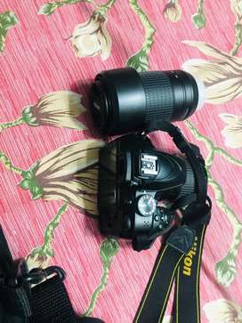 Nikon D 3400 camera  DSLR  new model