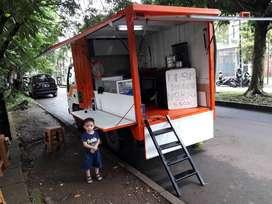 dijual food truck