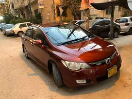 Honda civic vti orieal prismatic