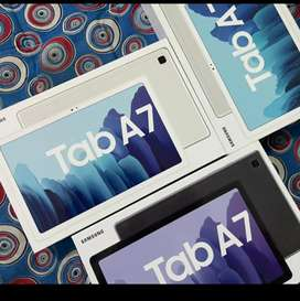 Samsung tab A7 brand new seal pac wifi+4g with bill