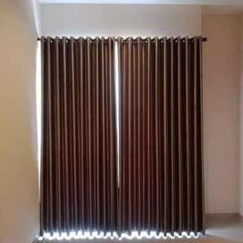 Hordeng gorden gordyn series-2844 desain kualitas apik
