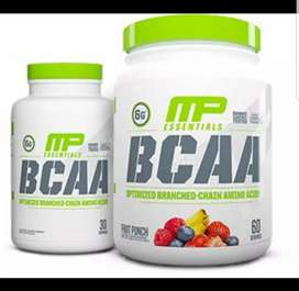 Bcaa Muscle Pharm 60 serv