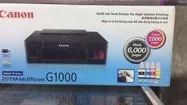 Epson and Canon photo printers