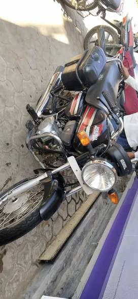 Good condition runing Bike