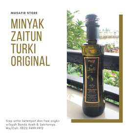 Reseller Minyak Zaitun Original Import Turki