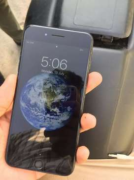 Iphone 7 plus 256 gb 90 percent battery rs 24000