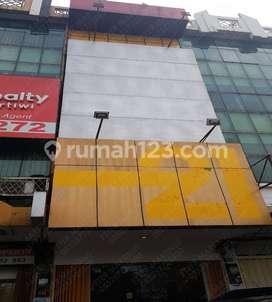 Ruko Murah 4.5 Lantai di Kebon Jeruk Unfurnish Over Kredit 130Jt/Tahun