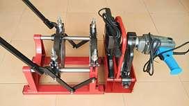 jual mesin las pipa hdpe (butt fusion welding machine) ready stock
