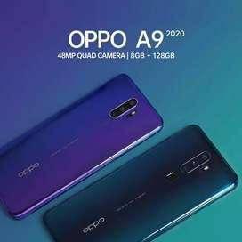 Oppo A9 2020 kredit bunga 0%