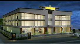 Fully furnished office rent banking or sector 8 , area
