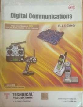 Digital Communications | JNTU ECE | J.S. Chitode | Very good condition
