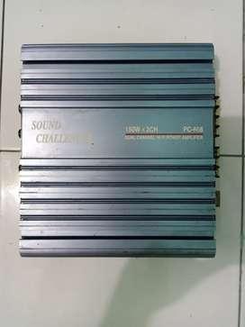 Sound Challenger Power Amplifier