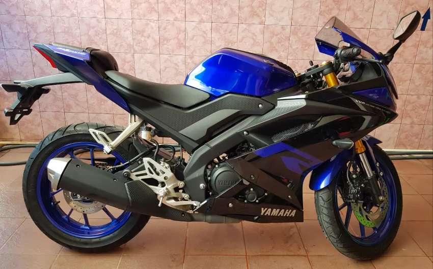 YZF R15 BK6-R RACING BLUE 2020 0